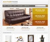 Auction Theme WordPress