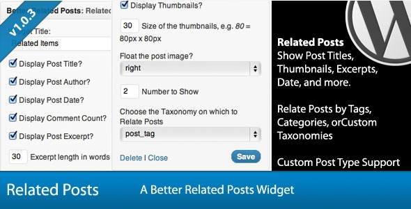 Better-Related-Posts-Widget