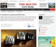 City Desk Gabfire Themes