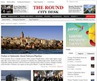 City Desk thème journal