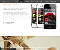 Thème Product Showcase Apps