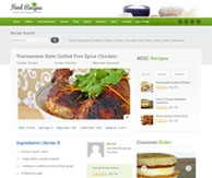 Food Recipes fiche recette