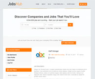 JobsHub entreprise