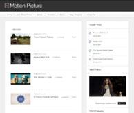 Obox Themes blog vidéo
