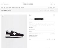 Thème Boutique chaussures