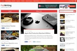 PadWriting WordPress