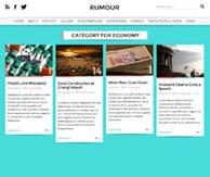 Rumour magazine catégorie