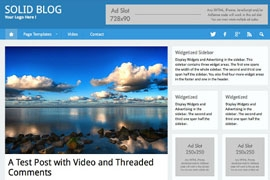 Solid Blog