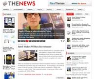 TheNews thème