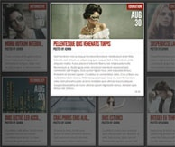 TheStyle homepage