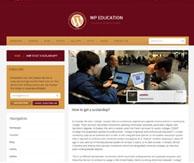 Wp Education Thème