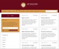 Thème institution éducation