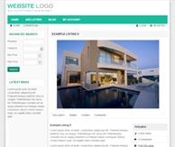 Page annonces immobilières Real Estate