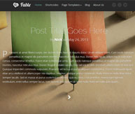 Fable template Elegantthemes