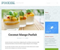 Foodie Mint themes