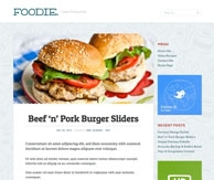 foodie-theme-recettes