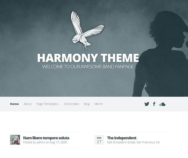 Harmony ElegantThemes