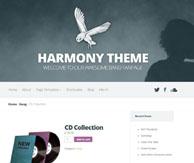 Thème Harmony musique