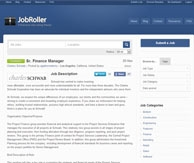 Jobroller annonce emploi