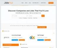 JobsHub thème