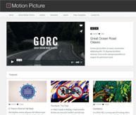 Motion Picture thème vidéo