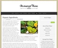 Organic Themes Restaurant
