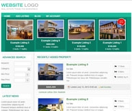 Responsive Real Estate PremiumPress