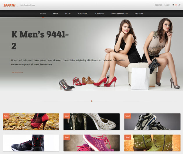Sapatoo WooCommerce