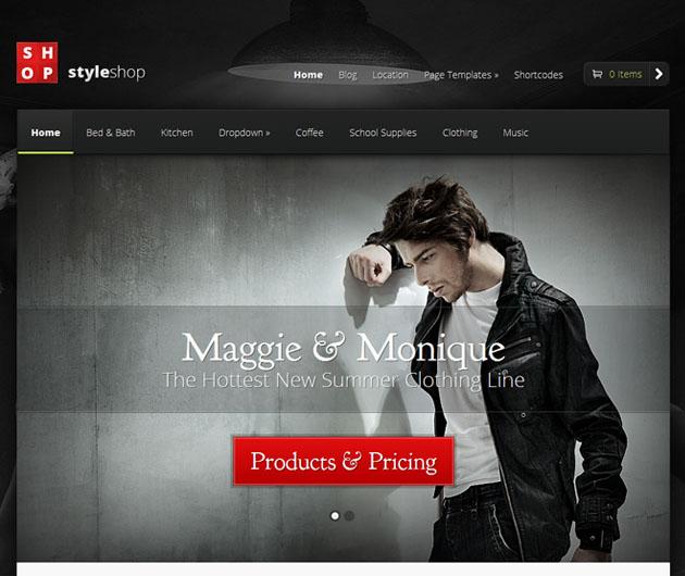 Styleshop Elegant Themes