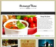 Restaurant Theme d'Organic Themes