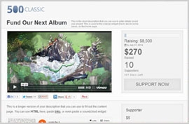 Thèmes crowdfunding