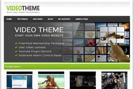 Video Sharing Theme