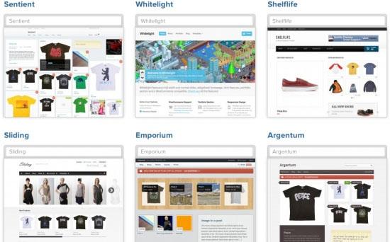 site e-commerce wordpress