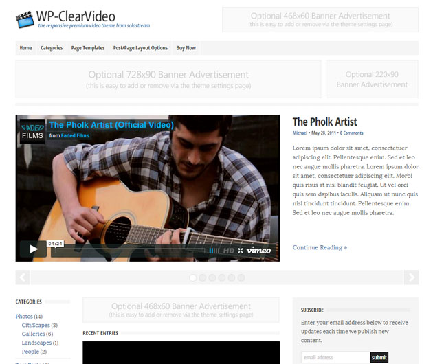 Wp Clearvideo